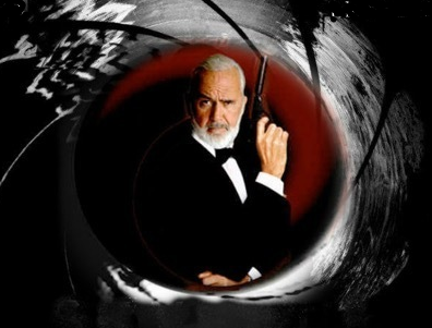 James Bond lookalike Sean Connery impersonator